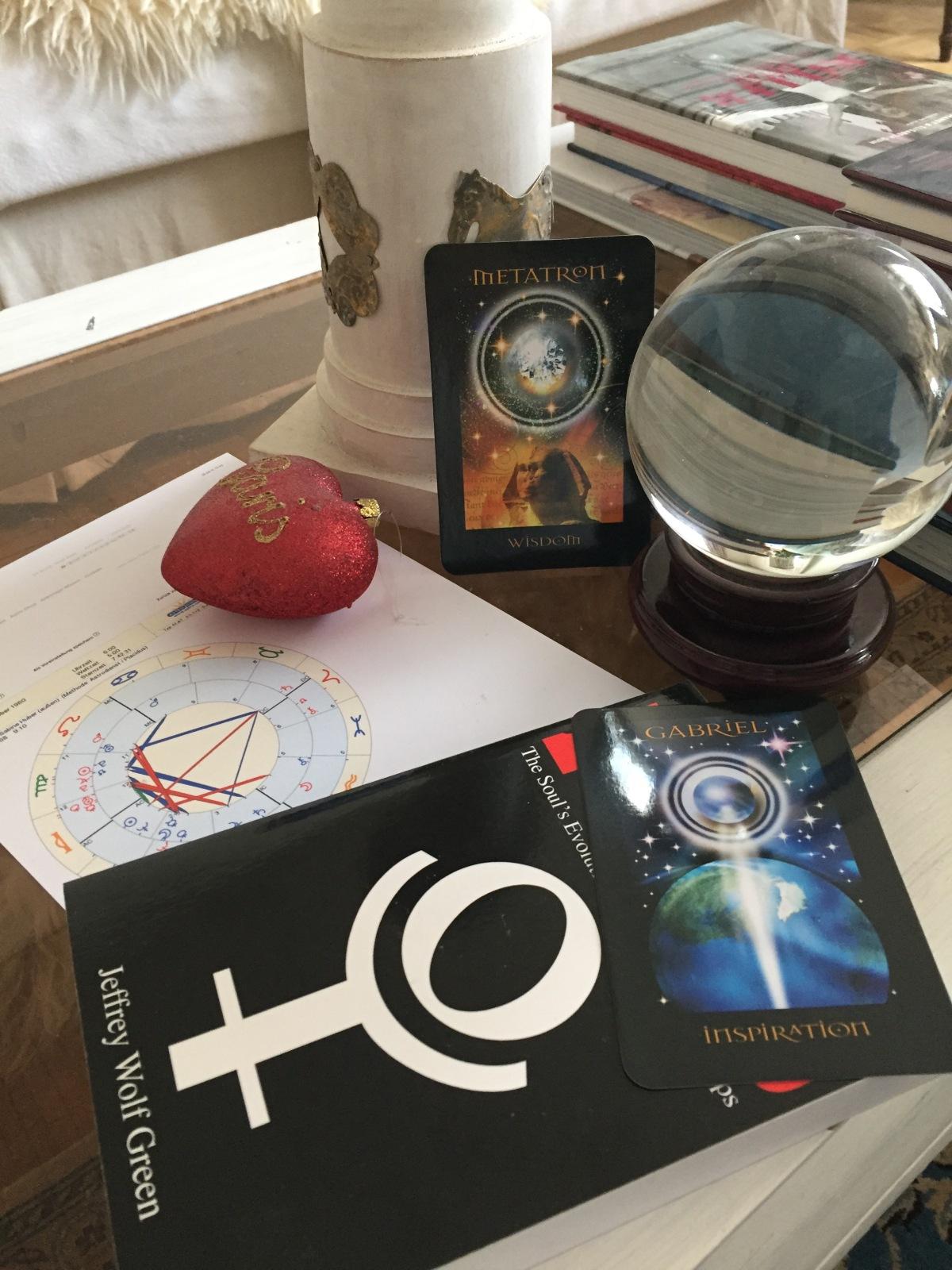 Wöchentlicher astrologischer Wetterbericht vom 24.4. –30.4.2017